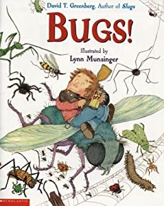 Cover of &quot;Bugs!&quot;