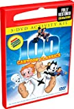 Cover art for  100 Cartoon Classics