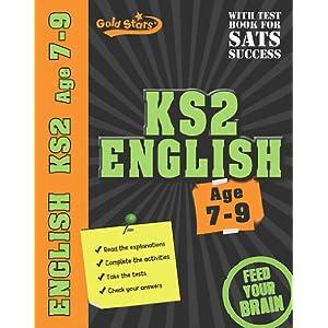 Gold Stars: KS2 Workbooks Age 7-9 English (Key Stage 2 Gold Stars)
