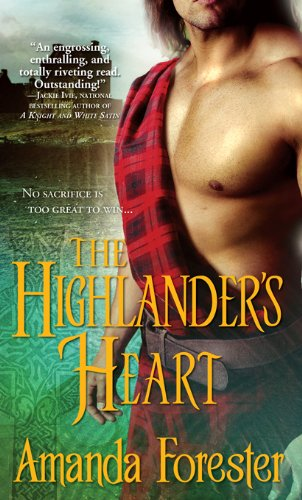 Highlander's Heart by Amanda Forester