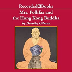 Mrs. Pollifax and the Hong Kong Buddha Audiobook
