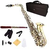 Cecilio AS-280LN Saxophone Alto MiB Dor�/Nickel