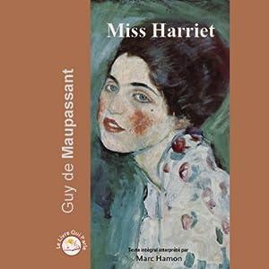 Miss Harriet Audiobook