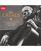 Complete Published EMI Recordings 1926-1955