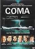 Miniserie Coma DVD España en Castellano - Disponible ya en preventa en AMAZON ES al mejor precio