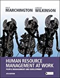Human Resource Management at Work: People Management and Development