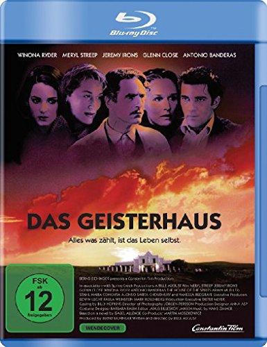 Das Geisterhaus [Blu-ray]