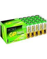 GP Lot de 40 piles AA alcalines Super LR06