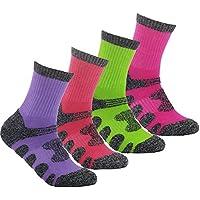 YuEdge Womens Workout Training Hiking Socks