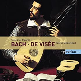 Suites de danses, Suite in D major: Menuet