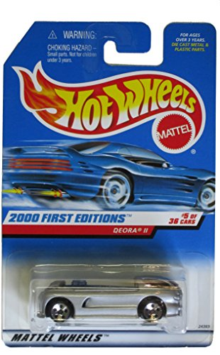 Hot Wheels 2000-065 Deora II 5 of 36 First Edition 1:64 Scale (Deora Ii compare prices)
