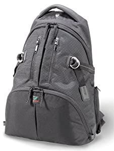 Kata DR-465 DPS Backpack - Separate Camera/Essentials Compartments + Elements Cover