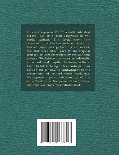 ... the Teaching of Biology in the Secondary School - Primary Source Edition