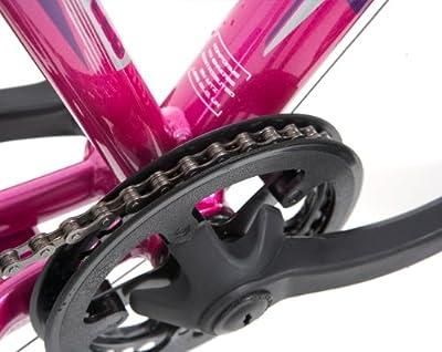 Mizani Girl's Cruz 20 Mountain Bike - Pink, 11 Inch