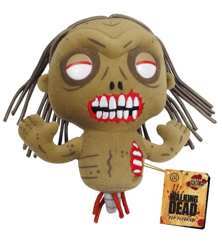Funko Walking Dead: Bicycle Girl Plush - 1