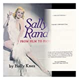 img - for Sally Rand: From Film to Fans by Holly Knox (1988-03-02) book / textbook / text book