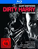 Dirty Harry Blu-ray Collection (Exklusiv bei Amazon.de) ab 32,97 Euro + 5,- Euro FSK 18 Versand