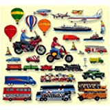 Trucks, Trains & Planes Pre-Cut Feltboard Set