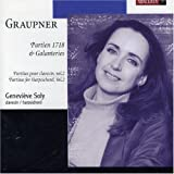 Graupner: Partitas for Harpsichord, Vol. 2