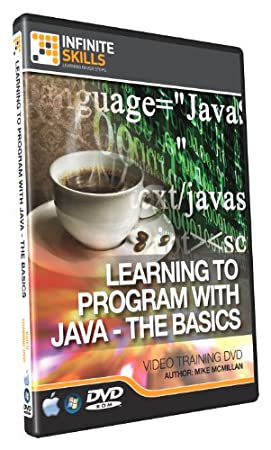 Learning To Program in Java - Training DVD - Tutorial Video
