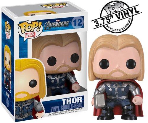 Funko Pop Marvel (Bobble): Avengers - Thor (Marvel Funko Pop Thor compare prices)