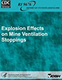 img - for Explosion Effects on Mine Ventilation Stoppings book / textbook / text book