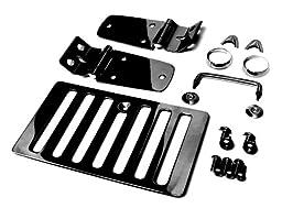 Smittybilt 7699 Black Complete Hood Kit