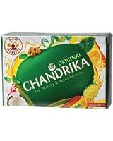 Original Chandrika Herbal Ayurvedic Soap 10 x 75g pack