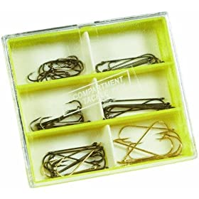 South Bend Sporting Goods PHA-1 Crappie And Pan Fish Hook Assortment