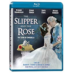 The Slipper and the Rose: The Story Of Cinderella [Blu-ray]