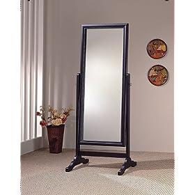 Standing mirror standing mirror for Free standing bedroom mirrors