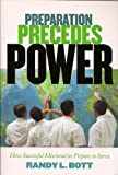 img - for Preparation Precedes Power, How Successful Missionaries Prepare to Serve book / textbook / text book