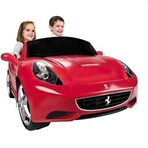 Auto Elettrica Ferrari California 12V