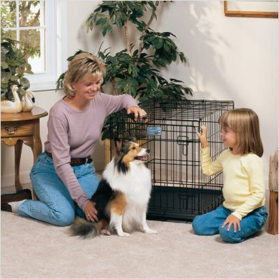 Midwest Wire Dog Crates front-1028261