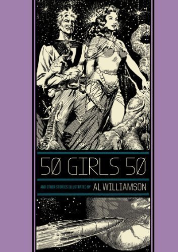 50 Girls 50 And Other Stories (The Ec Comics Library) By Frazetta, Frank, Williamson, Al 1St (First) Edition (4/6/2013)