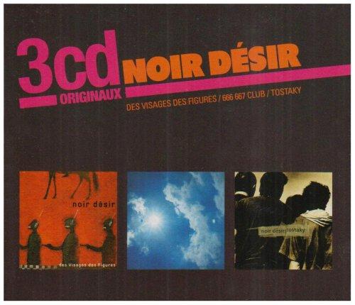 Noir Désir - Coffret 3 CD : Des Visages Des Figures - 666 667 - Tostaky - Zortam Music