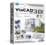 Software - ViaCad 2D/3D 8  (PC+MAC)