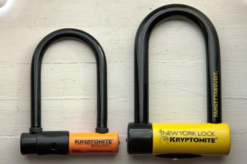 kryptonite 997986 black 18mm new york fahgettaboudit u lock out. Black Bedroom Furniture Sets. Home Design Ideas