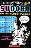 It's Happy Bunny Does Su Doku (0439873207) by Jim Benton
