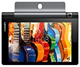 #5: Lenovo Yoga Tab 3 8 Tablet (8 inch, 16GB, Wi-Fi + 4G LTE + Voice Calling), Slate Black