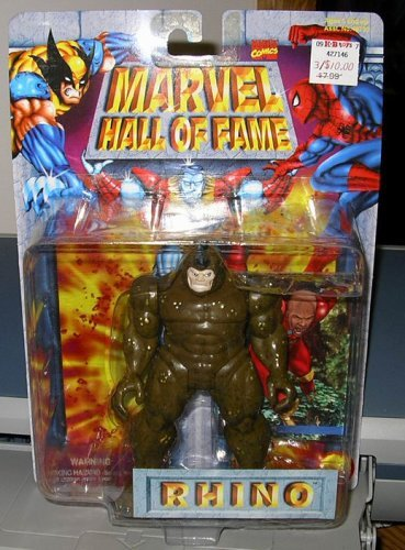 "Marvel ""Rhino"" Marvel Hall of Fame"