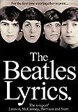 Hal Leonard Pub The Beatles Lyrics: The Songs of Lennon, McCartney, Harrison and Starr