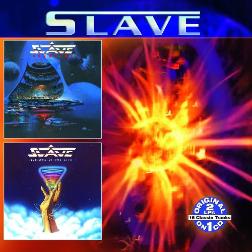 CD : SLAVE - Show Time / Visions Of Life