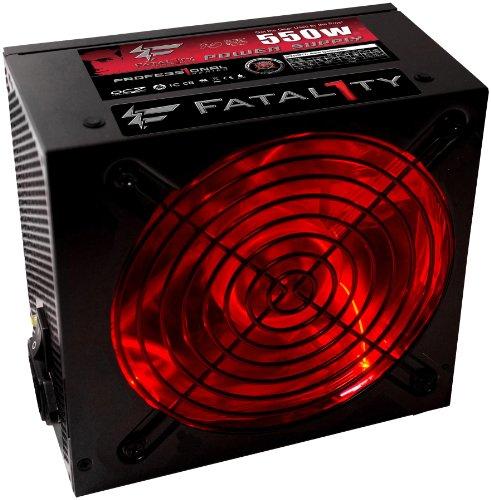 OCZ OCZ550FTY-UK Fatal1ty Series 550W Power Supply