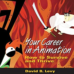 Your Career in Animation Audiobook