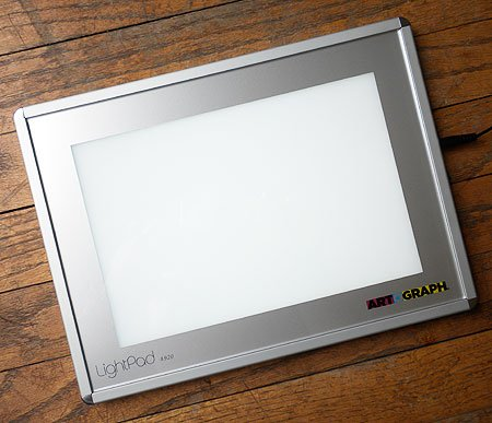 LightPad A930 9x12 Light Box