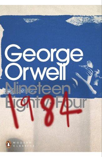 Nineteen Eighty Four (Penguin Modern Classics)