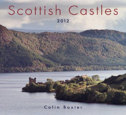 Scottish Castles 2012 Calendar