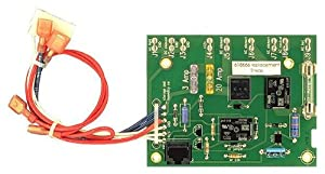RV Motorhome Trailer Norcold Refrigerator Replacement Circuit Board, 3-Way