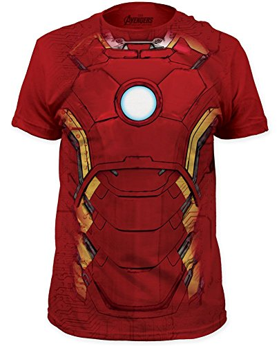 Avengers: Age of Ultron Iron Man Suit Costume T-Shirt
